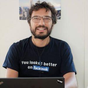 Daniele Besana - fondatore WP-OK